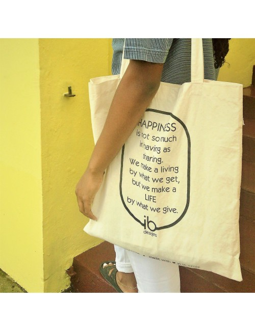 HAPPINESS TOTE