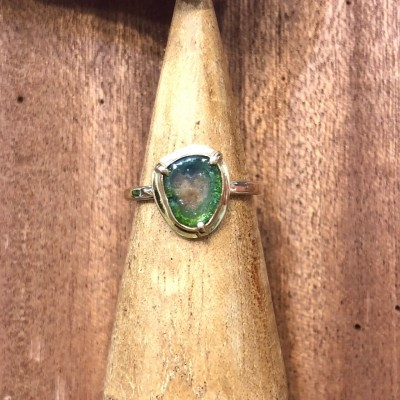 Cenote Tourmaline Ring