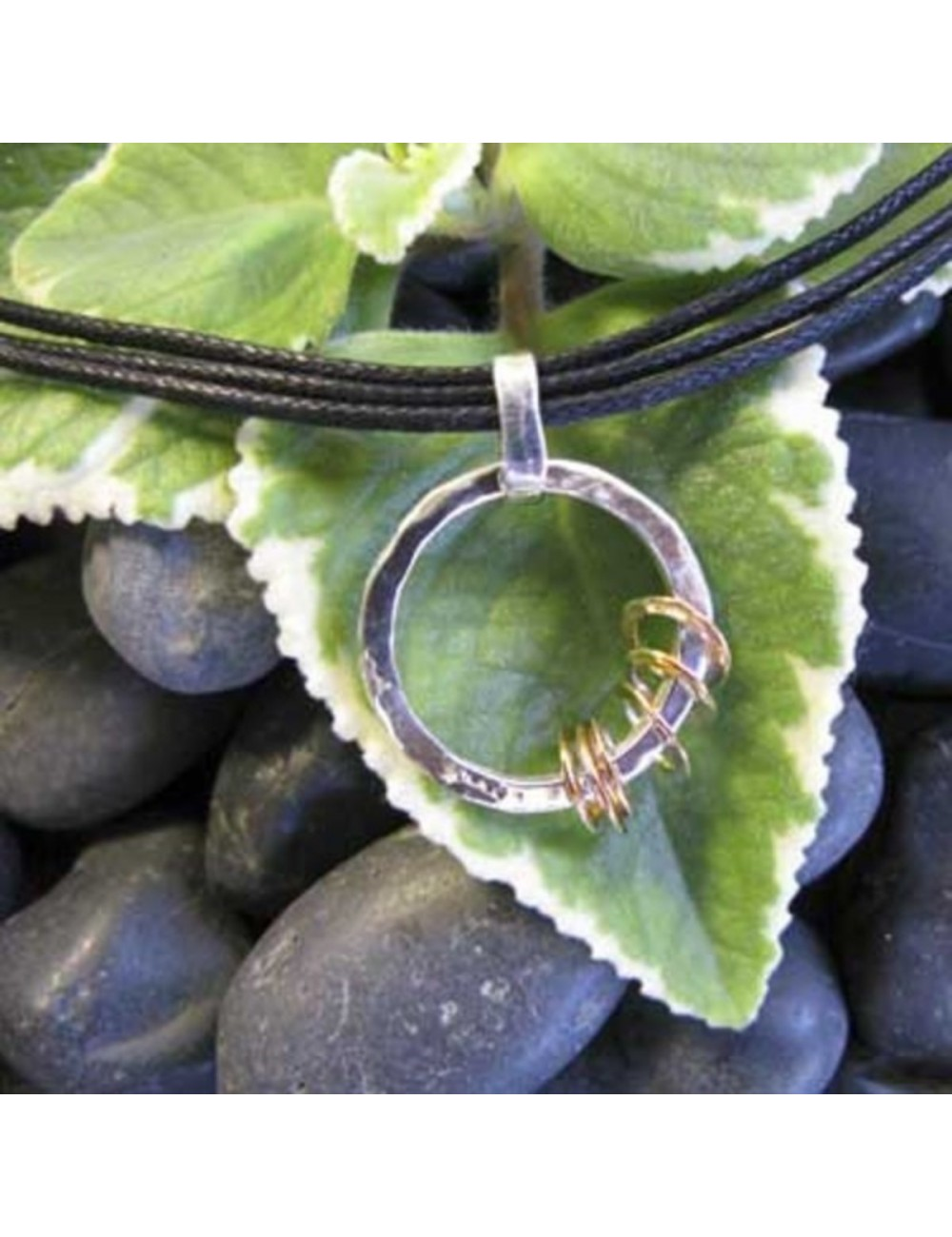 Jingle Jangle Circle of Life Pendant
