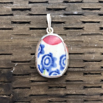 Turtle Run Chaney Pendant