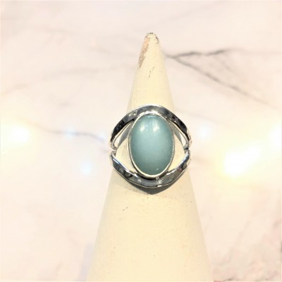 SS Mexican Opal Ring
