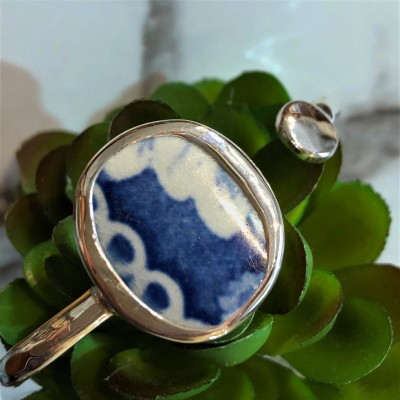 Blueberry pie chaney cuff