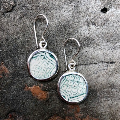 Dragon Scales Earrings