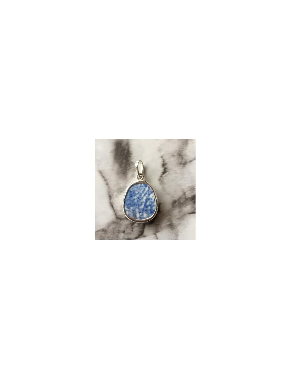 blurred lines chaney pendant