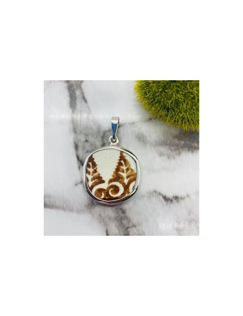 fern forest chaney pendant