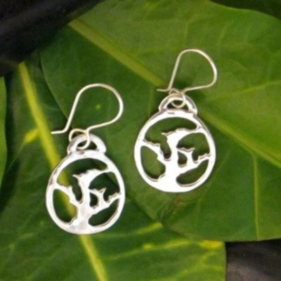 Elkhorn Earrings