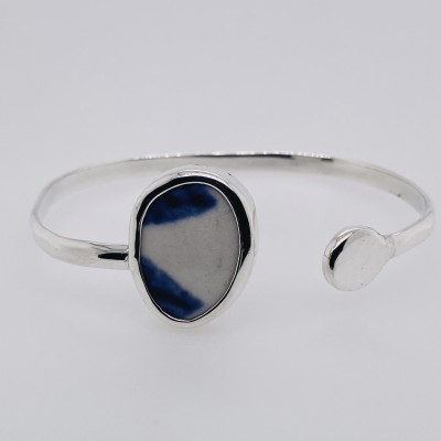 Touch of Blue Chaney Bracelet