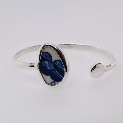 Blue Berry Chaney Bracelet