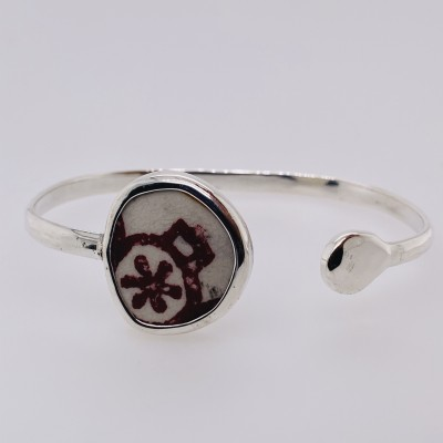 Ornamental Chaney Bracelet