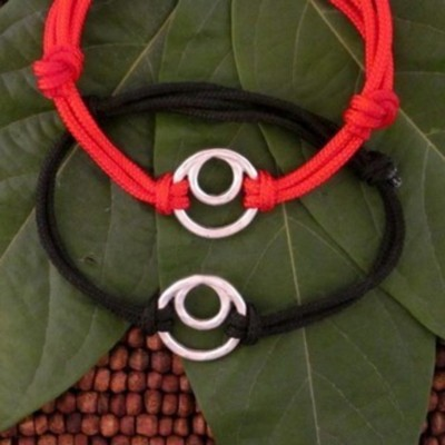 Virtues Cord Bracelet