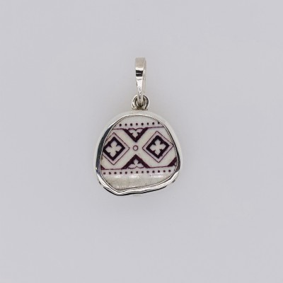 New Orleans Chaney Pendant