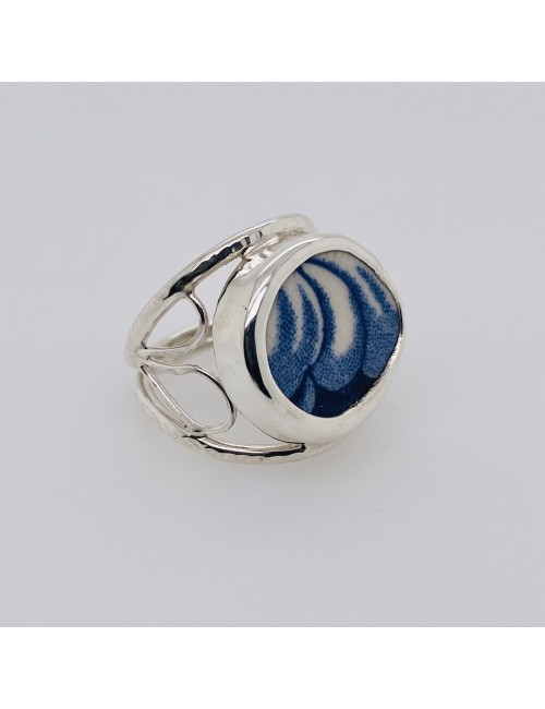 Blue Apple Chaney Ring