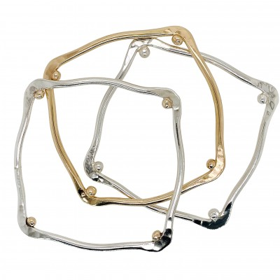 FOUR SQUARE BANGLE