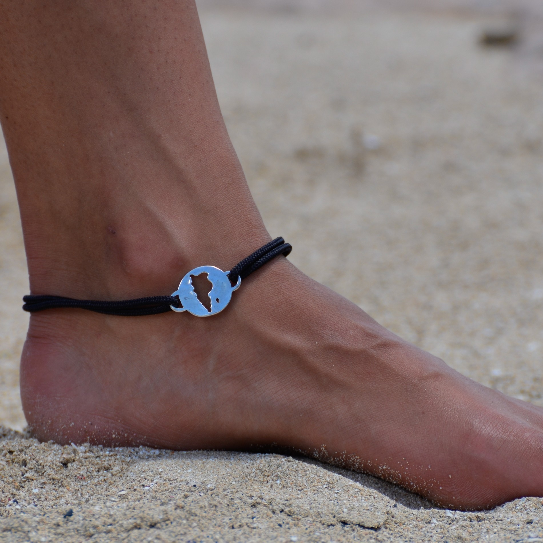 shop goods a beach pearls anklet natural discovered bohemian